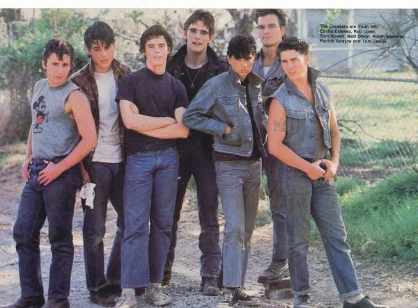 essays on the outsiders