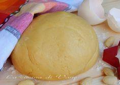Pasta frolla alle mandorle ricetta base