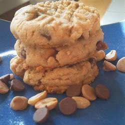 Biscuits au beurre d'arachide à l'ancienne @ http://qc.allrecipes.ca