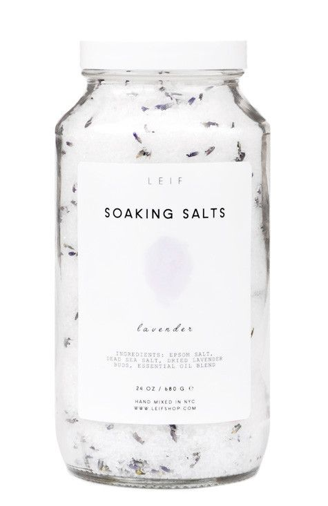 how to make a sea salt soak for piercings
