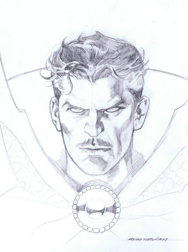 картинки доктор стрэндж карандашом понятие фонологии