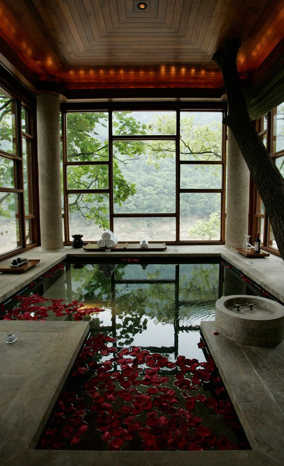169 best beautiful asian interiors images on pinterest for Zen pool design