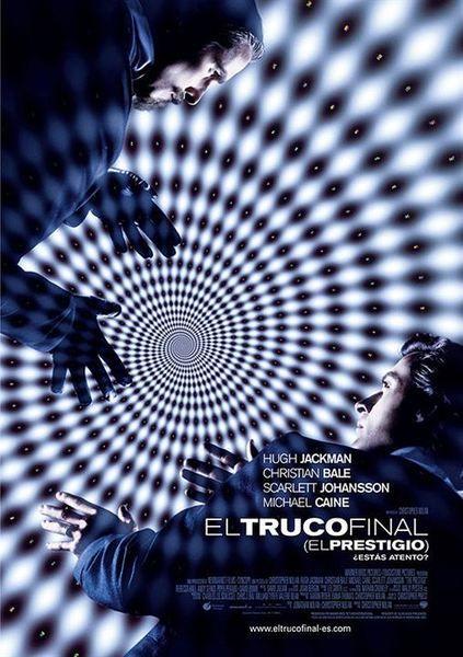 El Truco Final (El Prestigio) | 2006 | BR1080 AC3 ES.EN SUBS ES.EN | VS | Suspense