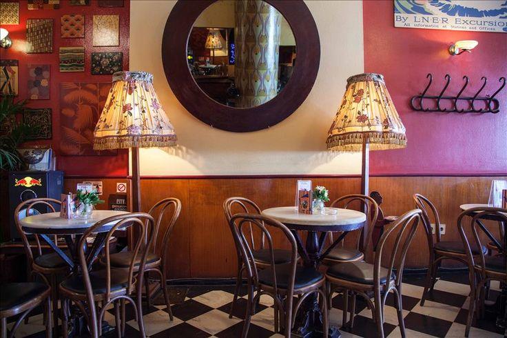 Thermaikos cafe bar, Thessaloniki