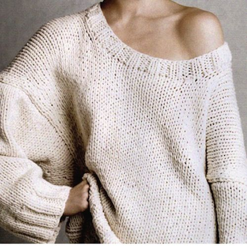 casual knit