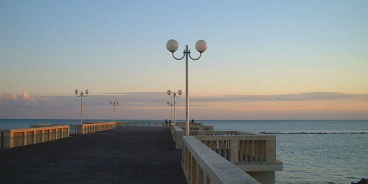 Ostia Lido, Italy