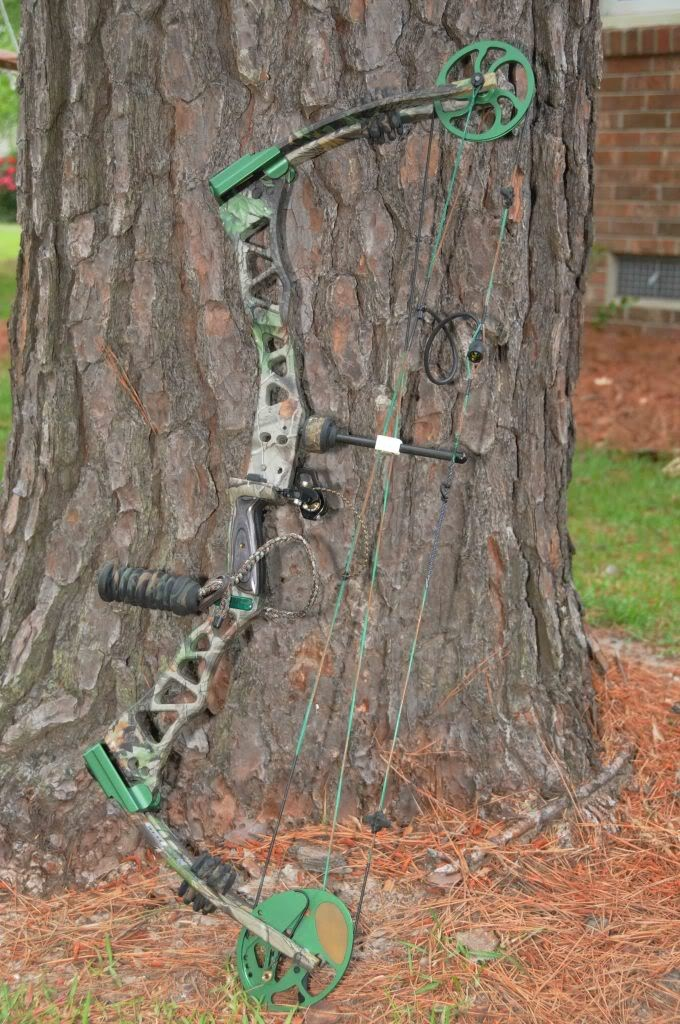 Fred Bear Compound Bows :) looovee my bow!