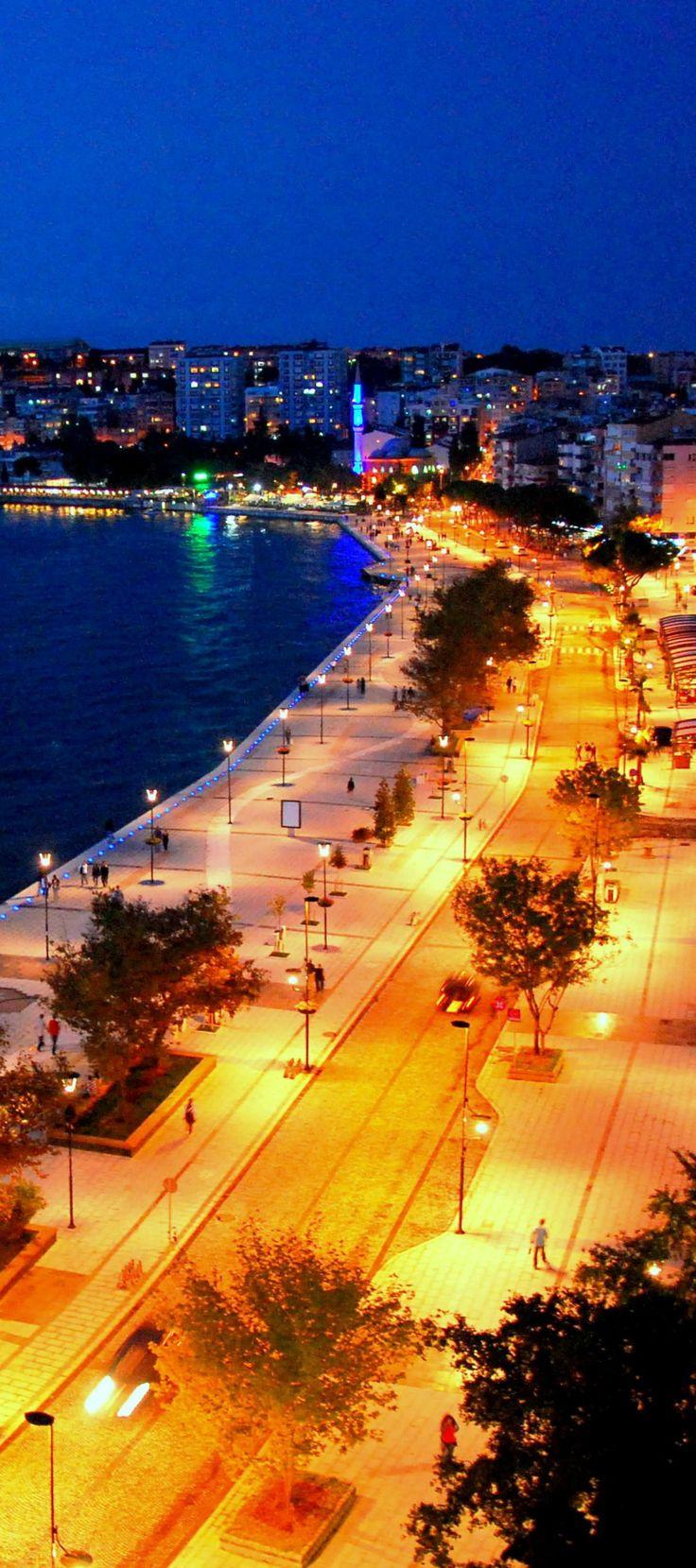 Çanakkale kordon  ,Turkey.