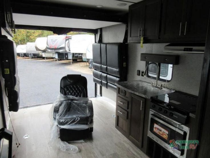 New 2018 Forest River RV XLR Boost 27QB Toy Hauler Travel Trailer at Campers Inn | Stafford, VA | #26503