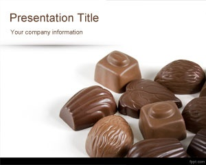 53 best food backgrounds for powerpoint images on pinterest chocolates powerpoint template is a free food powerpoint template with delicious chocolate images in the slide toneelgroepblik Images