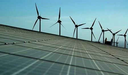 Energías renovables, Energía solar, Energía eólica, Medio Ambiente