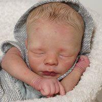 Order a Custom Made Reborn Baby Doll Size 18 - Sleeping Dolls : Still Moments Nursery: Completed Reborn Baby Dolls, Reborning Supplies, Reborn Doll Kits, Tutorials, Nikki Holland Melbourne Australia