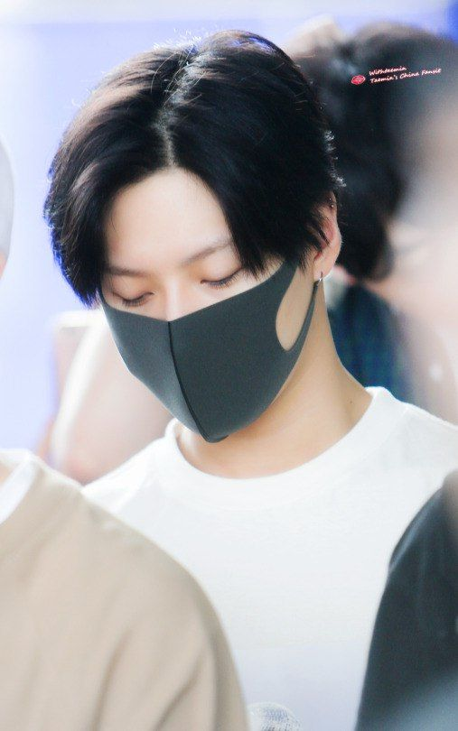 #SHINee #Taemin  02.08.2016 - Incheon Airport back from L.A