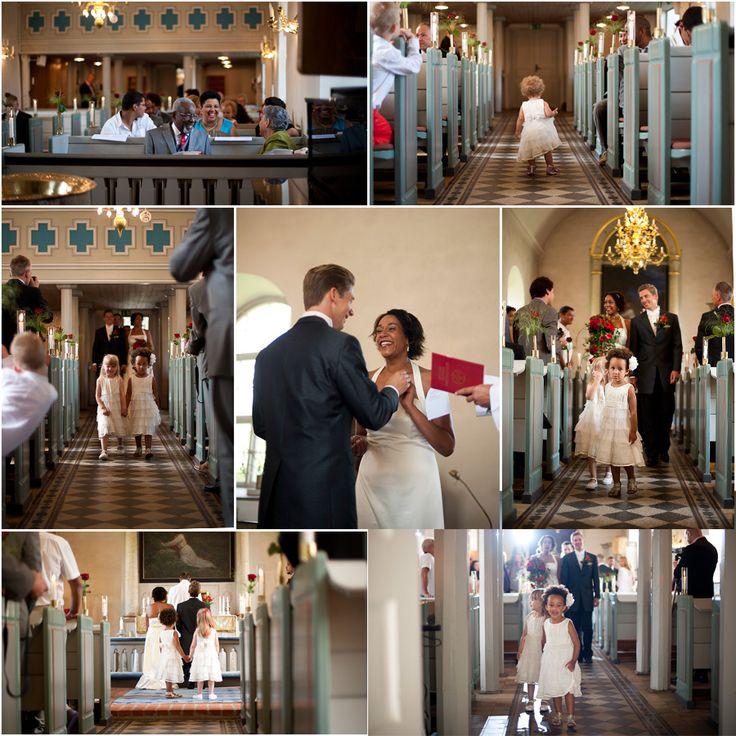 Bröllop Röstånga kyrka