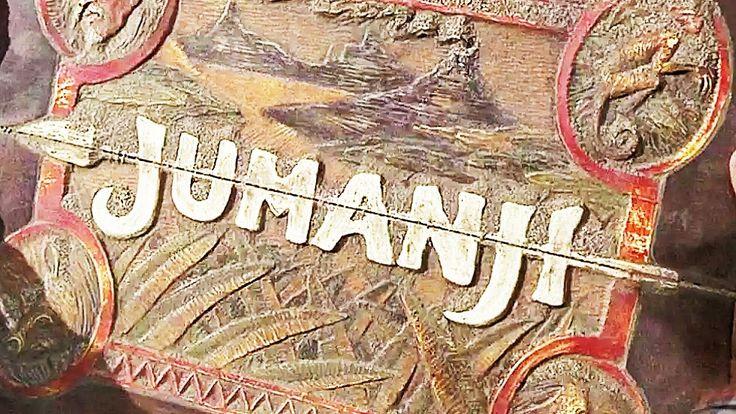 Jumanji  - trailer \ Robin Williams \  Kirsten Dunst