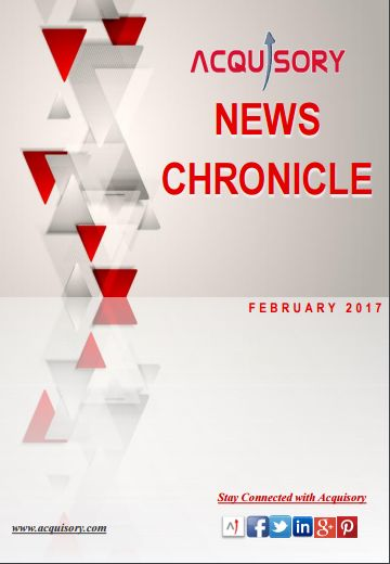 #AcquisoryNewsChronicle #February2017 #Highlights #NewsletterHighlights  #Fintech #AffordableHousing #LegalUpdates #RBI #MCA #SEBI #Taxation read more at: http://www.acquisory.com/Uploads/636244361878144450Acquisory%20News%20Chronicle%20February-2017.pdf  company website- www.acquisory.com
