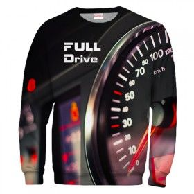 FULL DRIVE SPEEDOMETER Sweatshirt