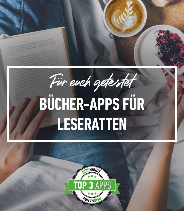 Bucher Apps Die 3 Besten Kostenlosen Apps Fur Leseratten Apps Kostenlose Apps Lesen
