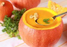 Balkabağı Çorbası İle Zayıflayın