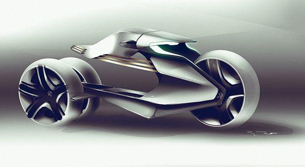 Peugeot Osmos on Behance