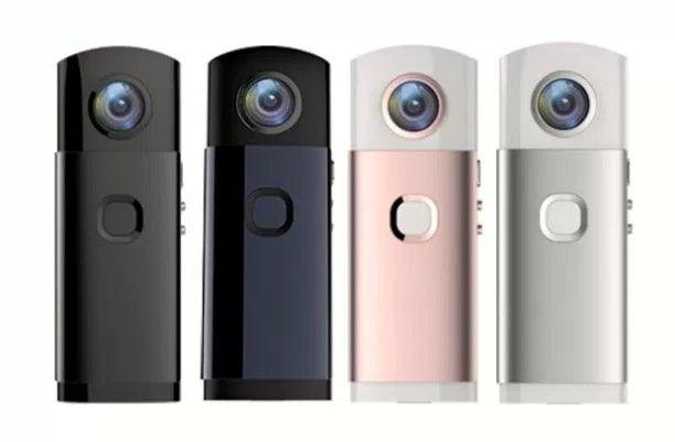 Nova câmera VRDL360 garante vídeos em 360°, fotos em 7K e streaming de vídeo