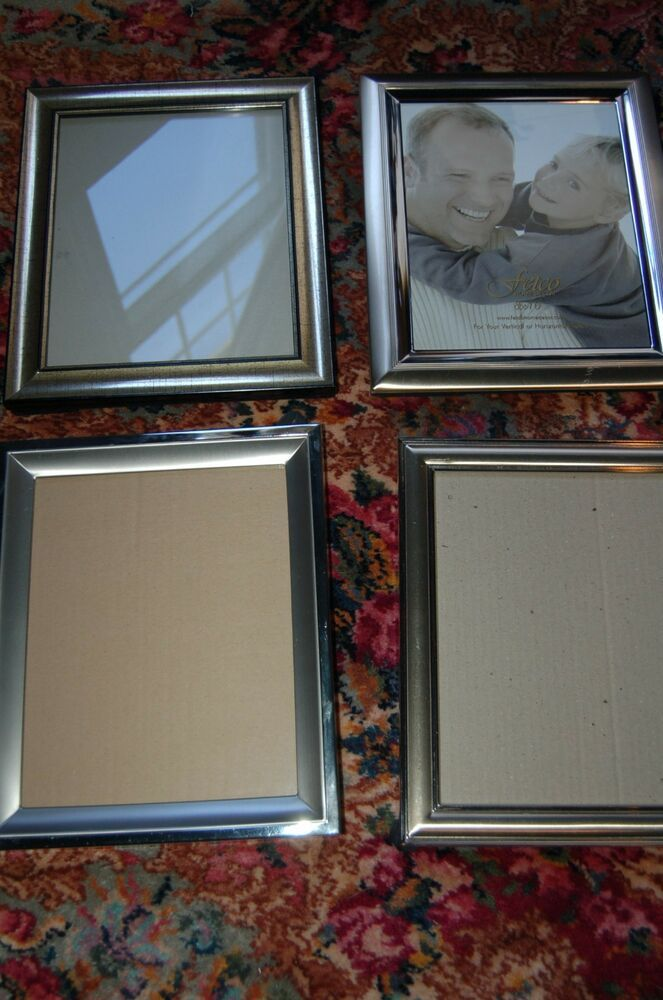 Picture Frames 8 X 10 Lot Of 4 Fashion Home Garden Homedcor Frames Ebay Link Picture Frame Table Picture Frame Wall Frame