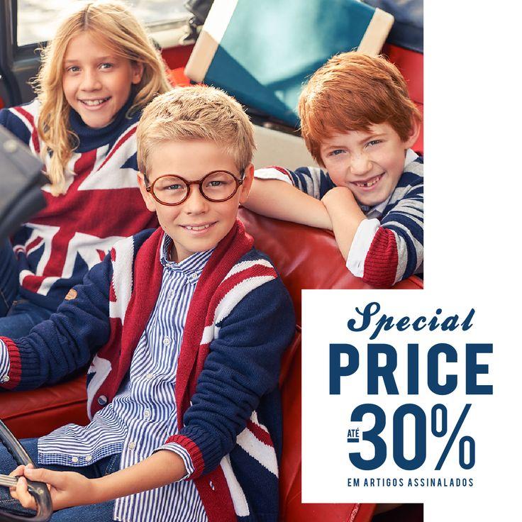 Embrace Happiness with Special Price -30% Aproveite 30% de desconto em artigos assinalados. Loja Online @ www.lionofporches.com