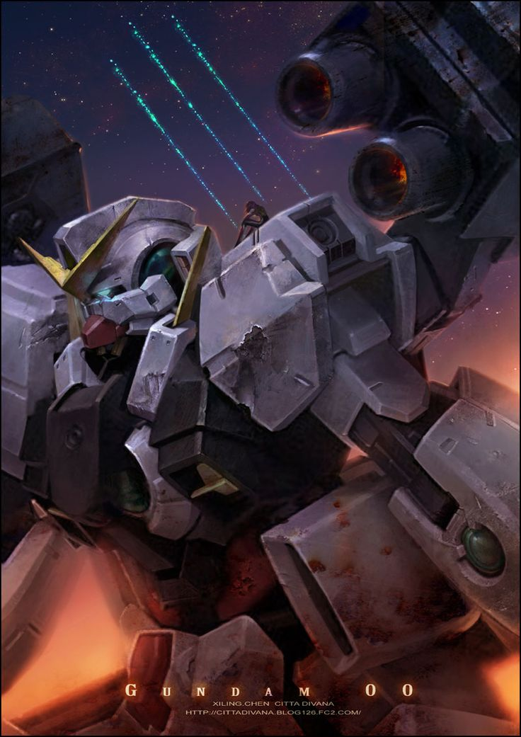 Amazing Gundam Artworks