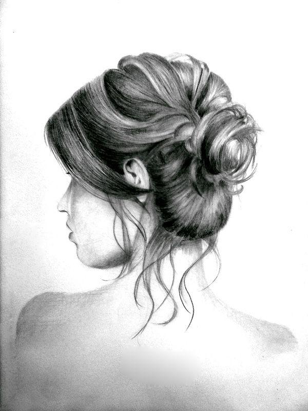 kinnanti - messy hair bun