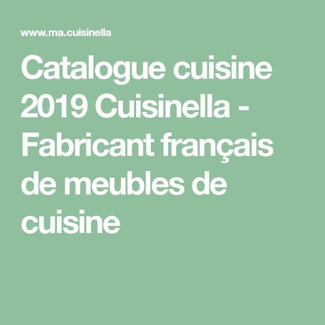 Catalogue Cuisine 2019 Cuisinella Fabricant Francais De Meubles