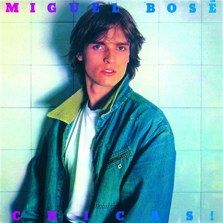 Miguel Bosé is a Spanish singer, musician and actor. He is very successful in Spain and Latin America.