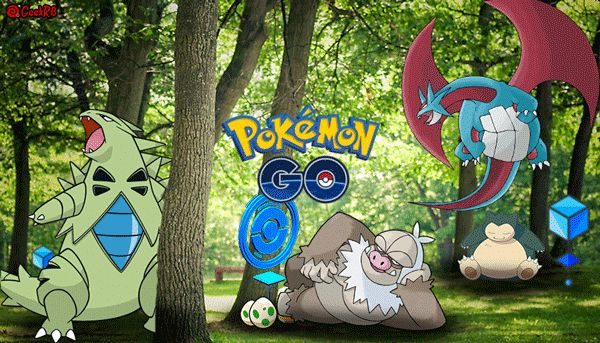 PokemonGo: All Gen's Top 20 Strongest Non Legendary Pokemon [3179-5441CP]