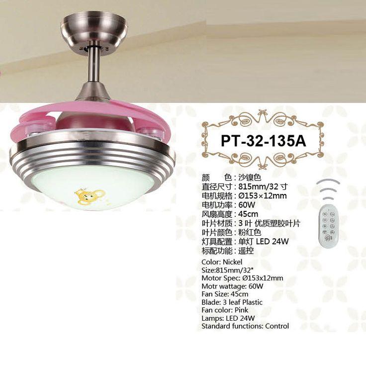 27 best ceiling fans images on pinterest ceiling fan lights 32 inch invisible ceiling fan light pt 32 135a ceiling fan mozeypictures Images