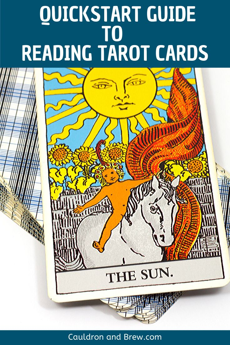 How to get the most out of your tarot card study in 2020