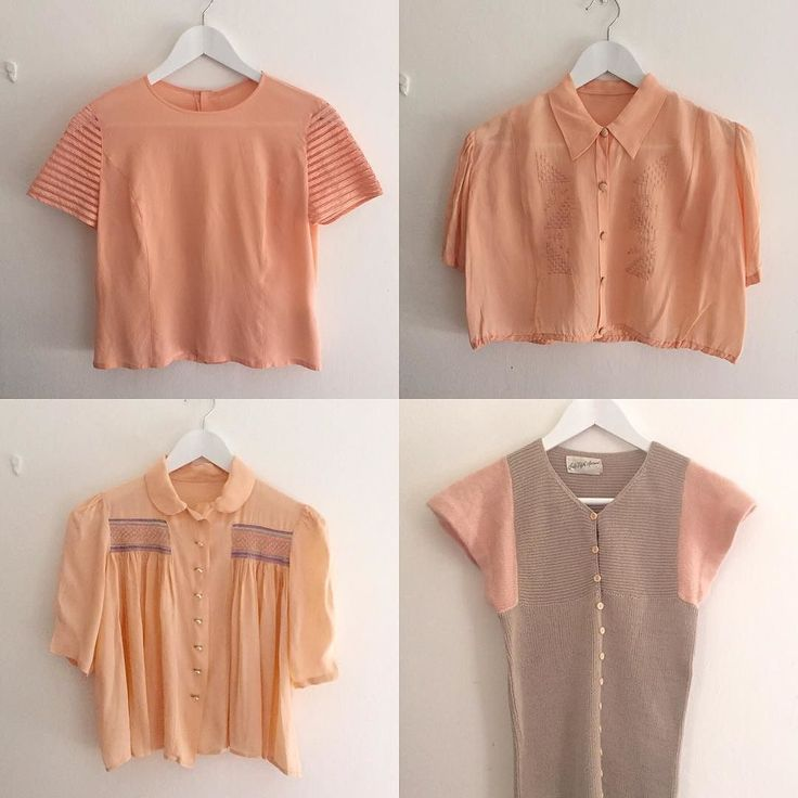 New products pink blouse & knit #fab.#vintage #vintageclothing #vintagefashion #vintageblouse #vintageknit #pink #ヴィンテージ #ヴィンテージファッション #ヨーロッパ古着 #ヴィンテージブラウス #ヴィンテージニット #ビンテージ#ピンク