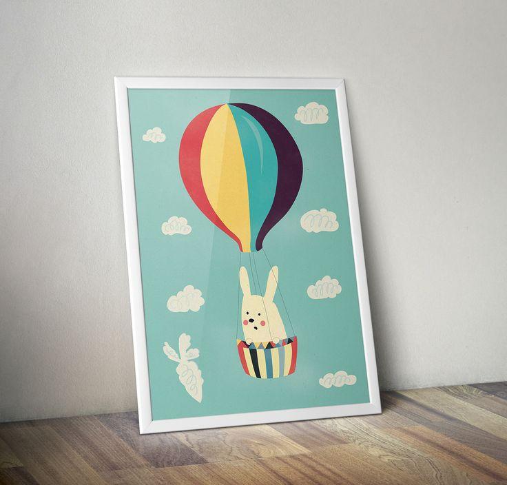 'Rabbit' by Ja Cię Broszę