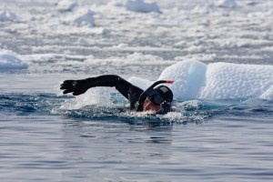 Tignes, France- Ice diving- not recommended for the faint hearted. The freshwater lake is a favourite with divers, and there's even an ice diving school offering lessons. All you need to do is show up, take a deep breath and take the plunge. #CoxandKings