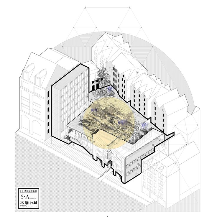 Best 25 Axonometric Drawing Ideas On Pinterest