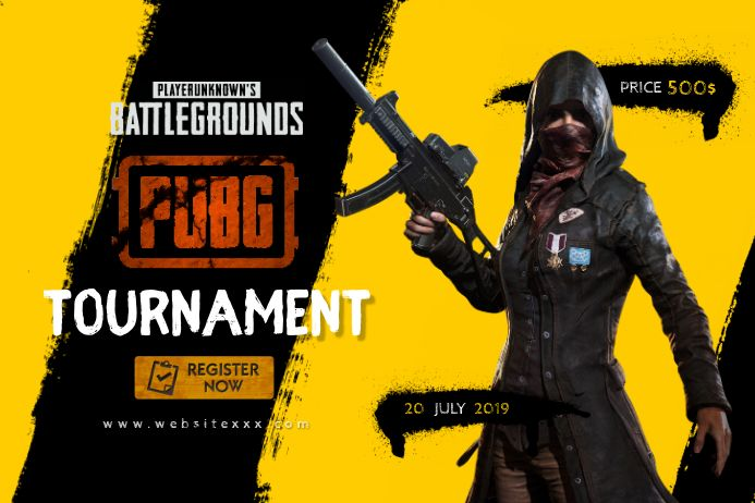 Pubg Game Tournament Poster Gaming Posters Tournaments Cute Wallpaper For Phone Wallpaper free fire tournament thumbnail
