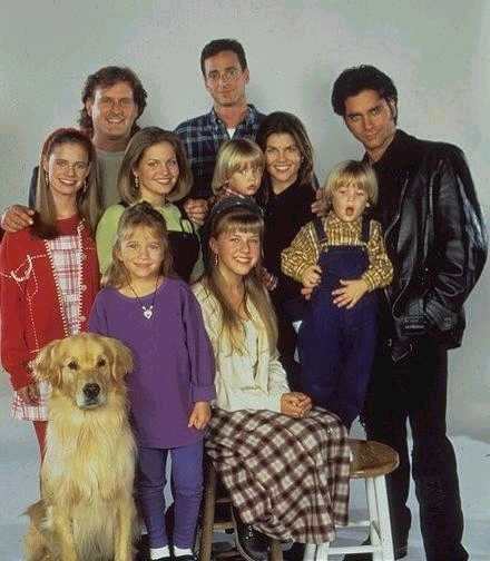 The show Full House was also a beloved show. Much like Friends, people enjoyed and would do the same for this show as well. It appealed to a larger whole family audience too, rather than mainly adults, who watched friends.