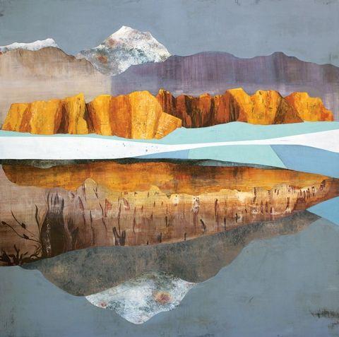 Image result for layered landscapes