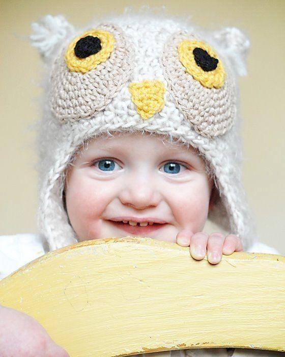 Смешные детские шапочки (15 фото)