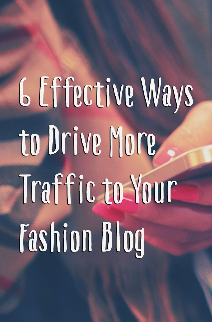 Are you a fashion blogger? Looking for more ways to drive more traffic? Here are some great advice from two awesome bloggers who've worked with fashion brands.
