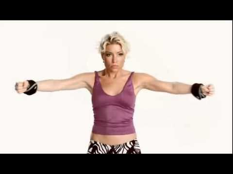 Tracy Anderson New Goop Clip - Extended Arm Workout - YouTube