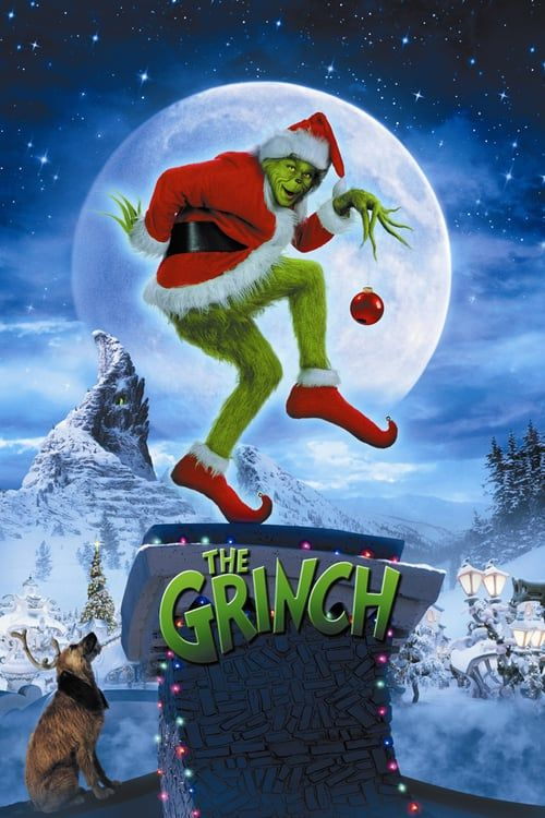 How the Grinch Stole Christmas Full Movie Online 2000