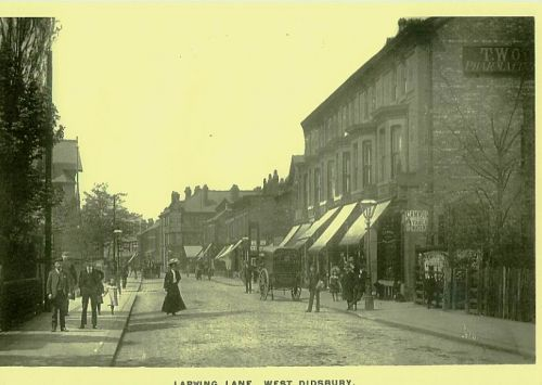 West Didsbury Residents' Association - Old West Didsbury