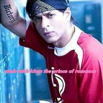 SRK as Dev in Kabhi Alvida Naa Kehna.