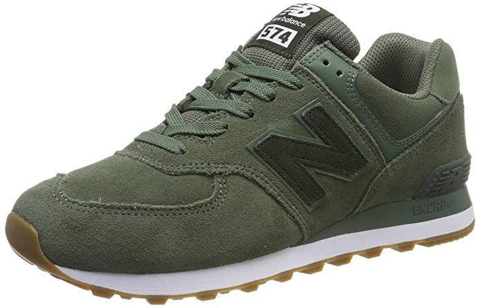New Balance 574v2 Sneakers Herren Grün/Weiß | New balance ...