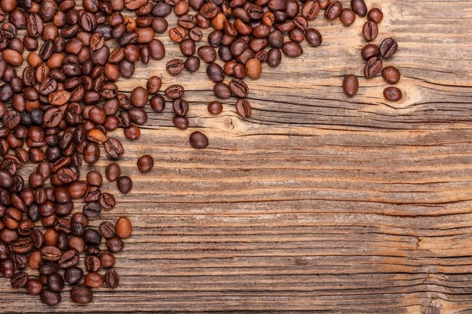 Brown coffee beans by Grafvision photography on @creativemarket