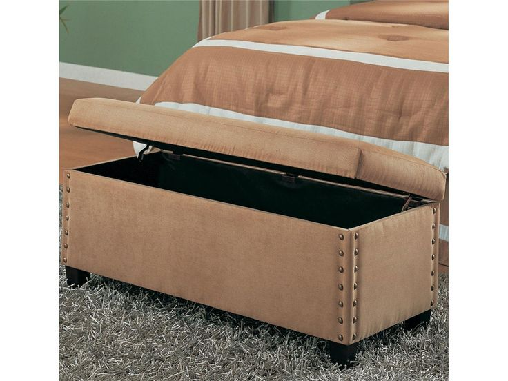 Storage Bench Bedroom Ideas Image